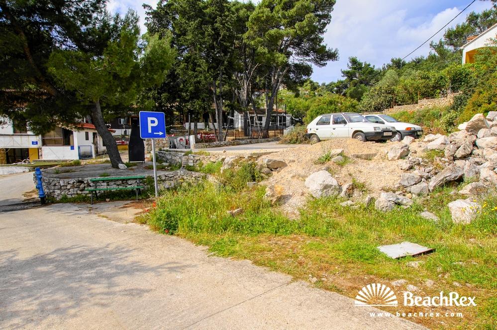 Croatia - Dalmatia  Split - Island Šolta -  Rogač - Beach Banje