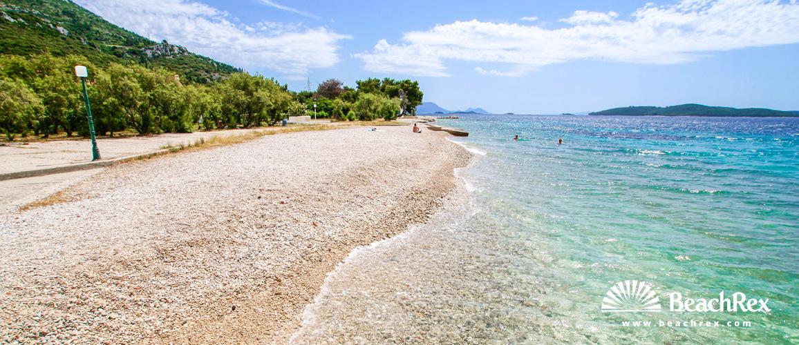 Croatia - Dalmatia  Dubrovnik -  Kućište - Beach Komodor