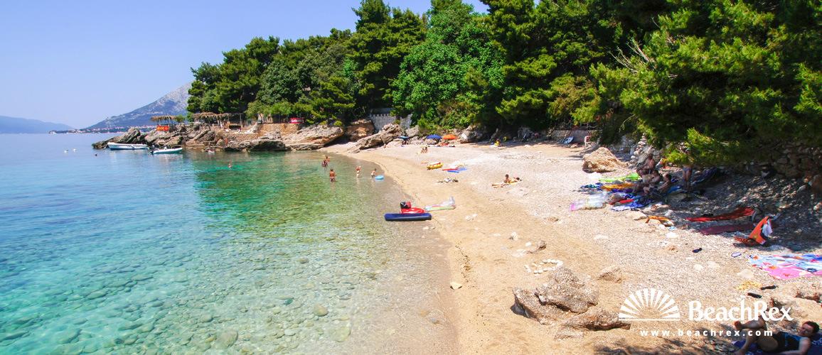 Croatia - Dalmatia  Dubrovnik -  Stanković - Beach Vala