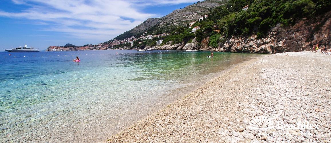 Hrvatska - Dalmacija  Dubrovnik -  Dubrovnik - Plaža Sveti Jakov