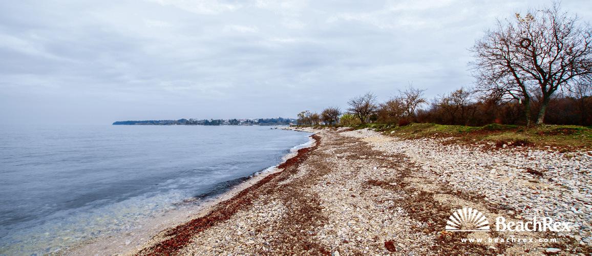 Croatia - Istra -  Katoro - Beach Vela Draga