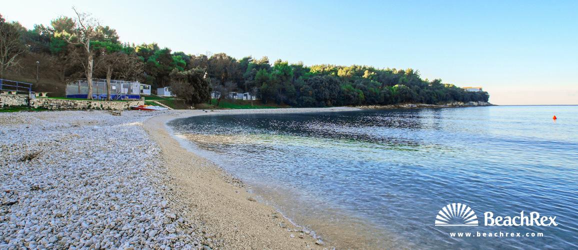 Croatia - Istra -  Pula - Beach Valsaline