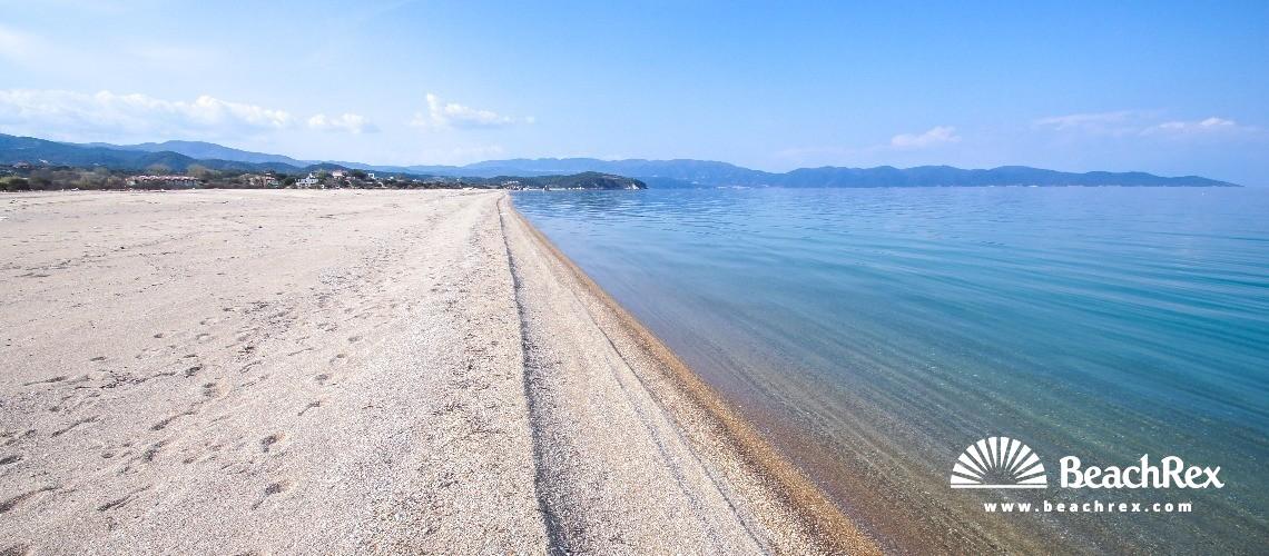 Greece - Kentriki Makedonia -  Aristotelis - Paralia Kakoudia