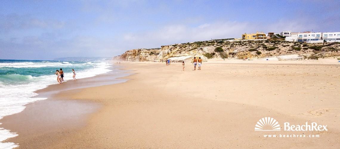 Portugal - Leiria -  Amoreira - Praia d'el rey
