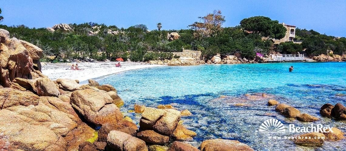 Italy - Sassari - Sardegna -  Arzachena - Beach Capriccioli est