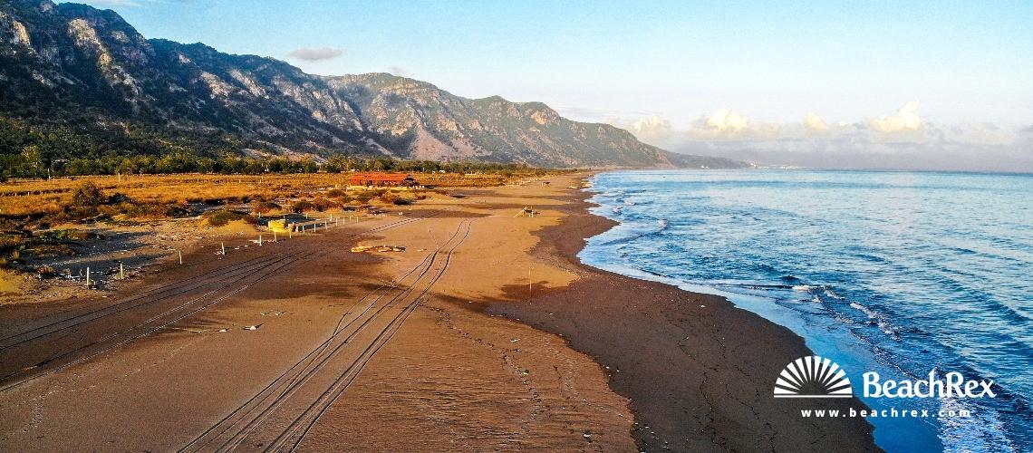 Albania - Shkodër -  Baks-Rrjollë - Plazhi Rrjollit