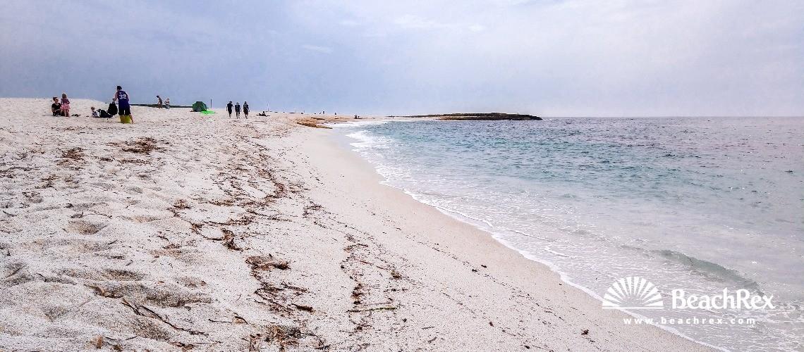 Italy - Oristano - Sardegna -  Cabras - Beach di is Arutas