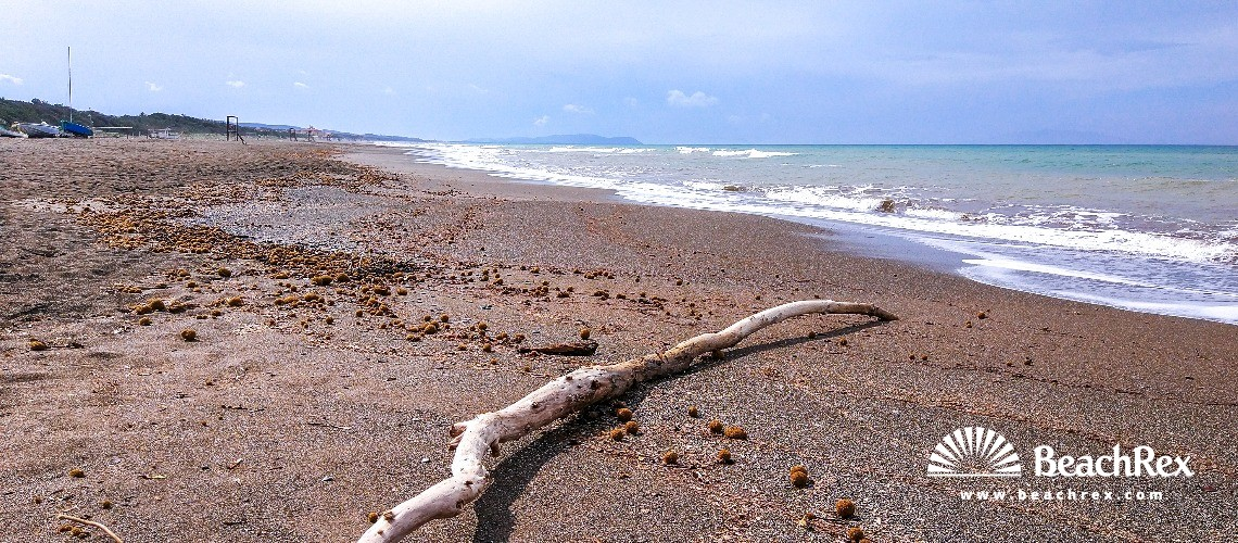 Italy - Toscana -  Castagneto Carducci - Beach Seggio