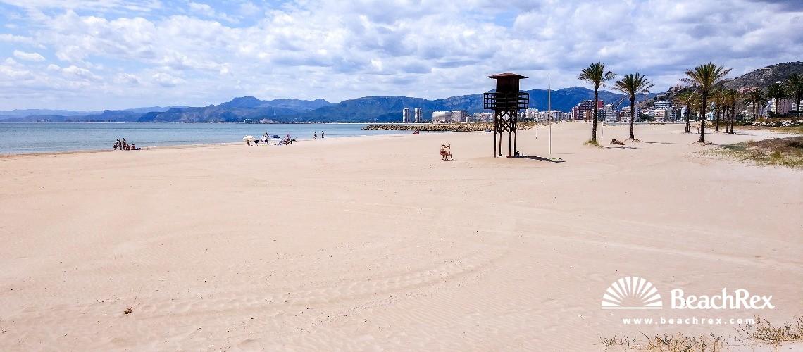 Spain - Valencia -  Cullera - Platja Cap Blanc