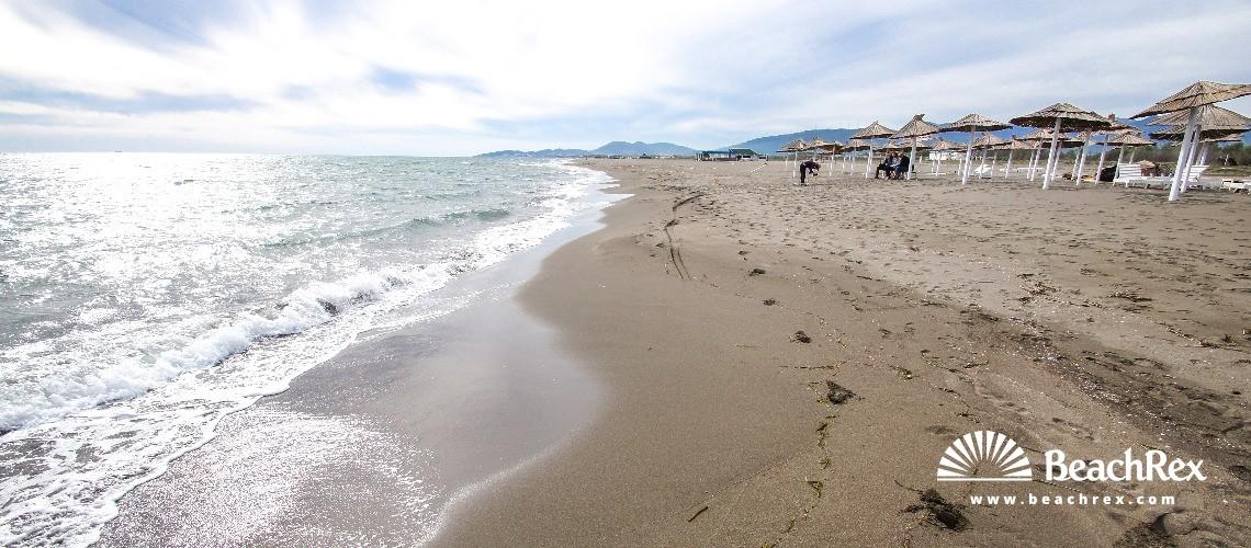 Montenegro - Ulcinj -  Doni Štoj - Velika beach