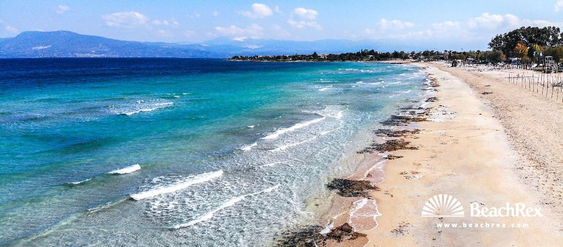 Greece - Sterea Ellada -  Fities - Paralia Alykes