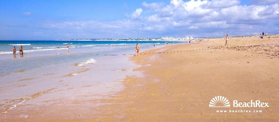 Portugal - Algarve -  Guia - Praia dos Salgados