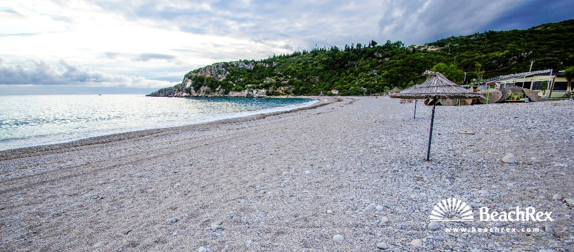 Albania - Vlorë -  Jala - Plazhi Jalë 2