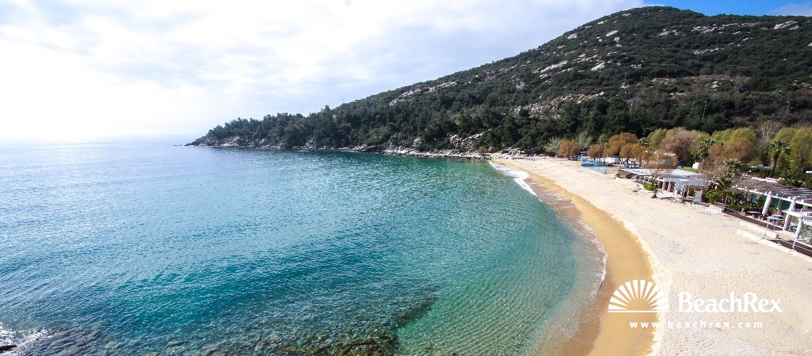 Greece - Anatoliki Makedonia kai Thraki -  Kavala - Paralia Batis