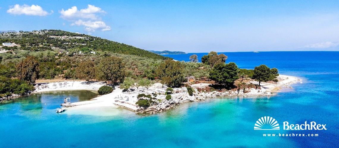 Albania - Vlorë -  Ksamil - Plazhi Puerto Rico