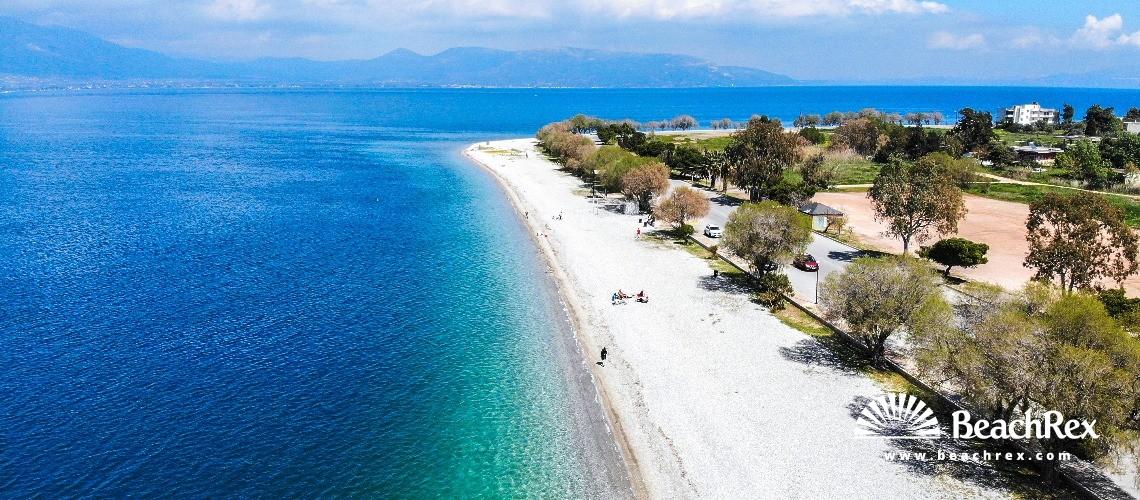 Greece - Attiki -  Nea Palatia - Paralia markopoulou oropou