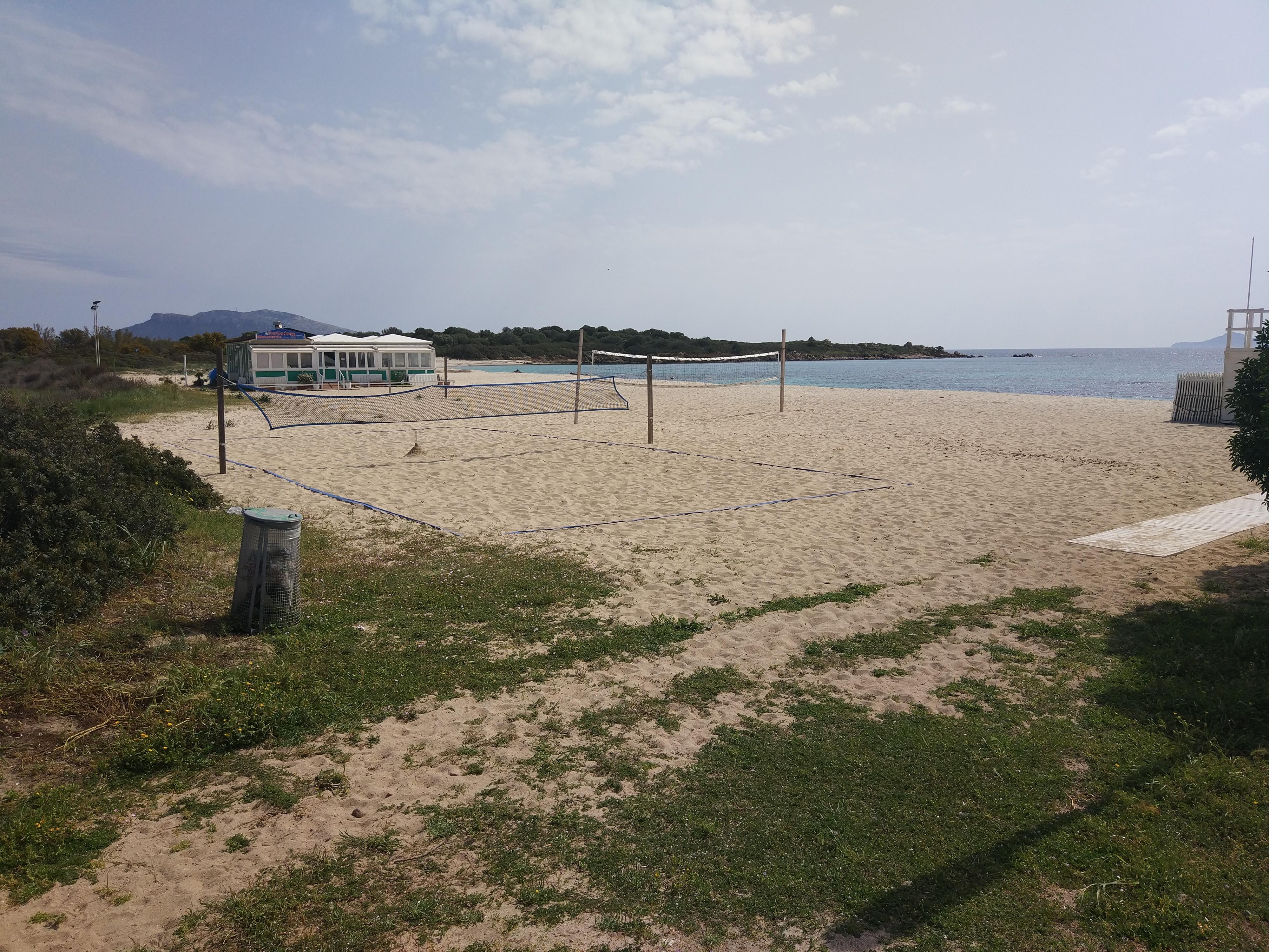 Italy - Sassari - Sardegna -  Olbia - Beach de Bados