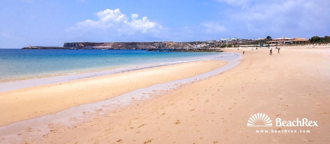 Portugal - Algarve -  Sagres - Praia do Martinhal