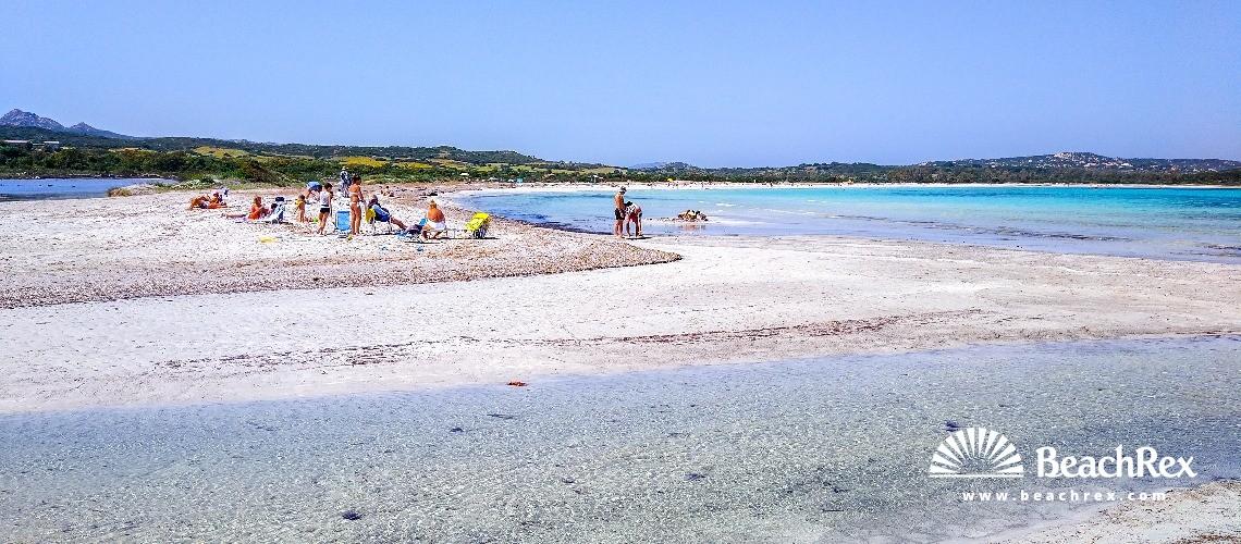 Italy - Sassari - Sardegna -  San Teodoro - Beach Lu Imposto