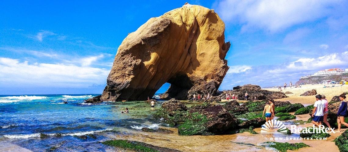 Portugal - Leiria -  Silveira - Praia Formosa