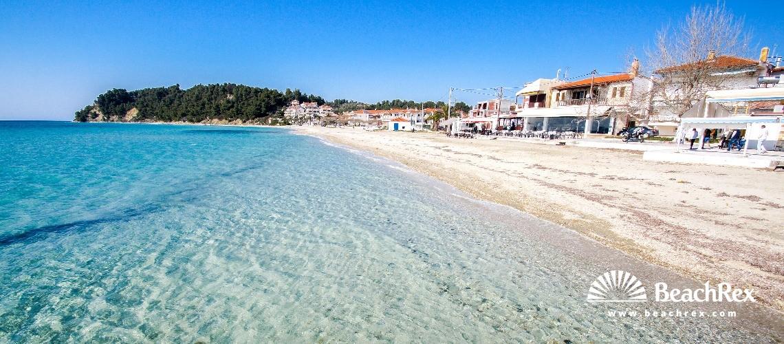 Greece - Kentriki Makedonia -  Siviri - Paralia Siviris