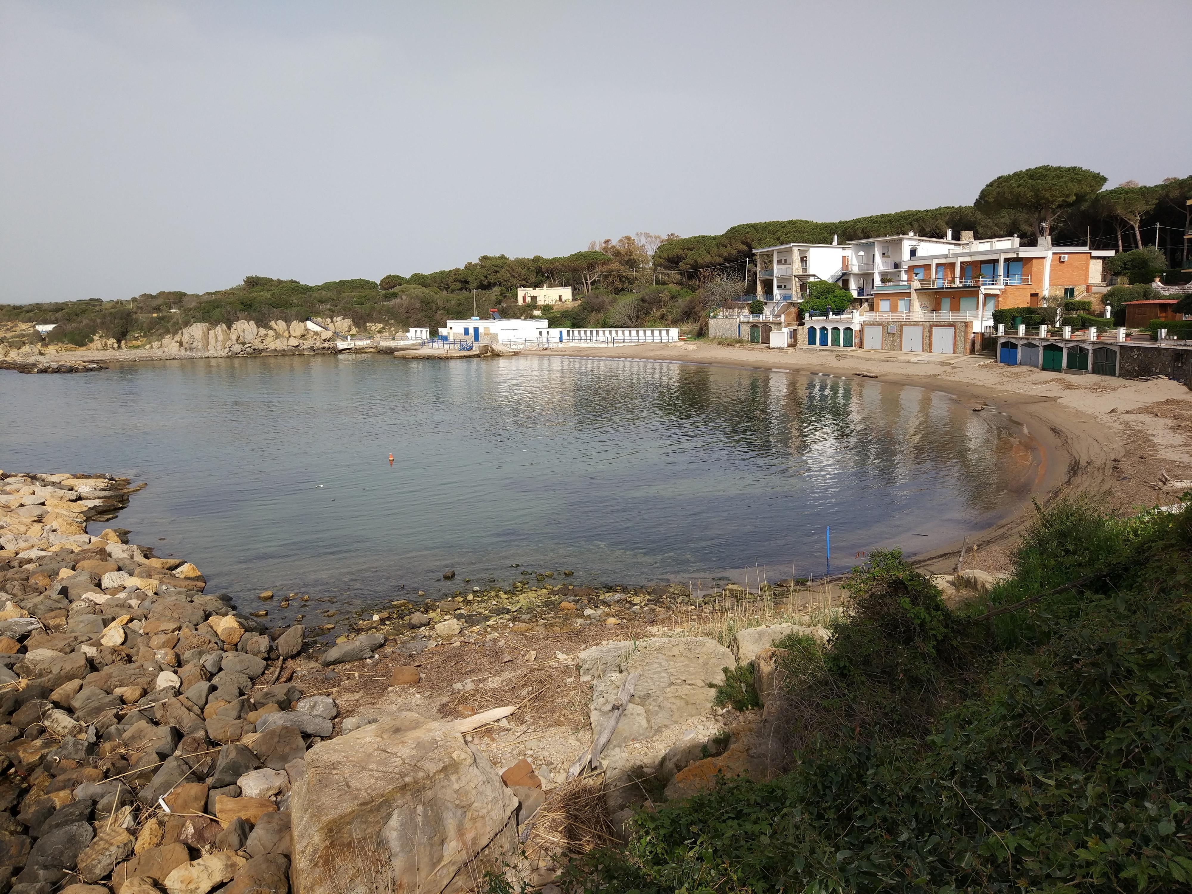 Italy - Lazio -  Tarquinia - Beach Ugo Neri