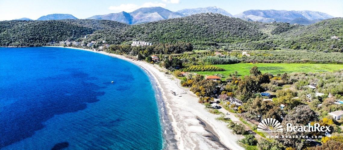 Greece - Peloponnisos -  Vathý - Paralia Vathý