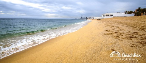 Spain - Àmbit metropolità -  Badalona - Beach de Badalona