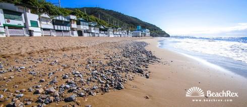 Spain - Àmbit metropolità -  Sitges - Beach Garraf