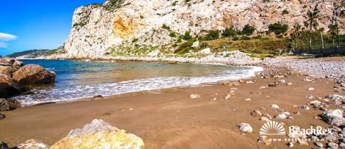 Spain - Àmbit metropolità -  Sitges - Beach La Falconera