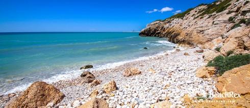 Spain - Àmbit metropolità -  Sitges - Beach Xica