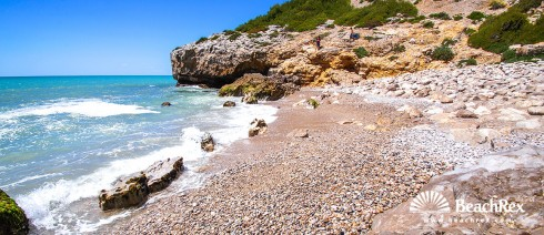 Spain - Àmbit metropolità -  Sitges - Beach del Gaspar