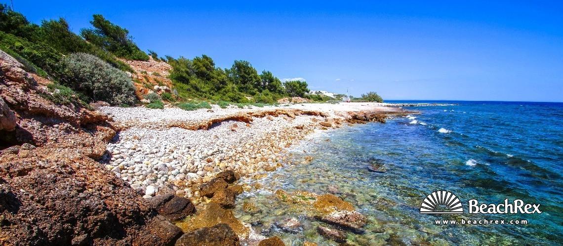 Spain - Camp de Tarragona -  Calafat - Platja Cap del Terme