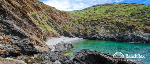 Spain - Comarques gironines -  Portbou - Beach Pi