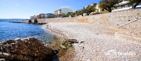 Spain - Comarques gironines -  L'Escala - Beach El Codolar