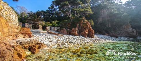 Spain - Comarques gironines -  Blanes - Beach S'Agulla