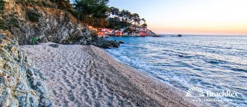 France - Var -  Toulon - Beach de Méjean