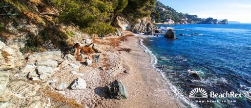 France - Var -  Toulon - Beach de la Residence