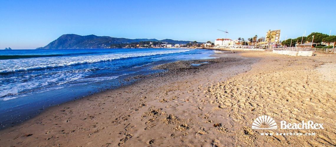 France - Var -  La Seyne-sur-Mer - Beach des Sablettes