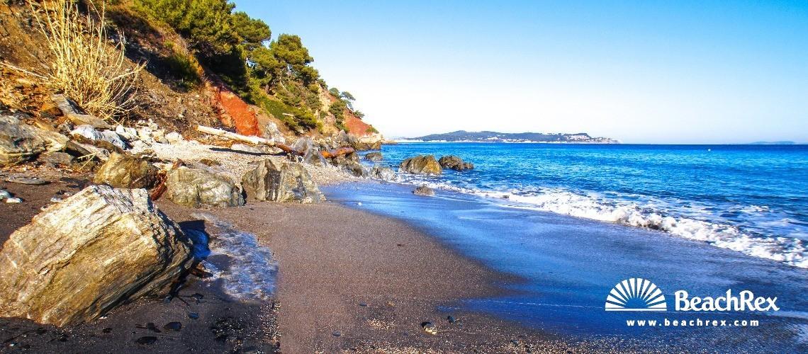 France - Var -  La Seyne-sur-Mer - Beach du Boeuf