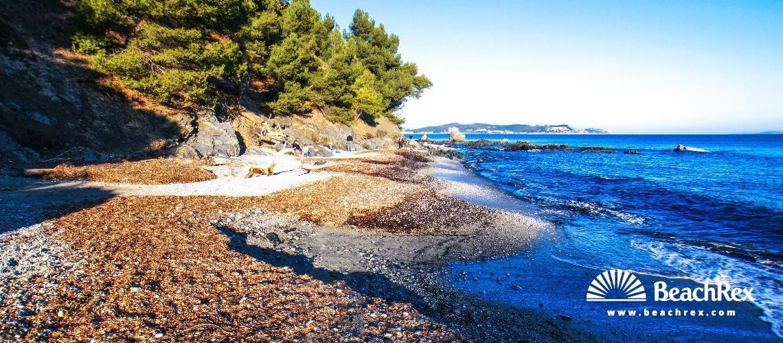 France - Var -  La Seyne-sur-Mer - Beach du Jonquet