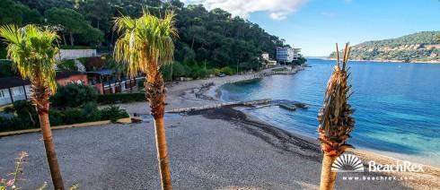 France - AlpesMaritimes -  Saint-Jean-Cap-Ferrat - Beach Passable