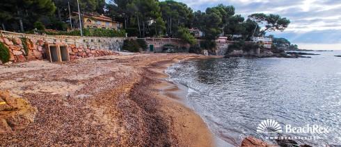 France - Var -  Saint-Raphaël - Beach Garde Vieille