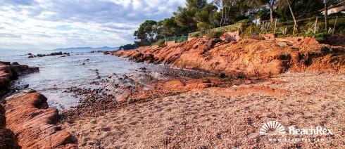 France - Var -  Saint-Raphaël - Beach Galia