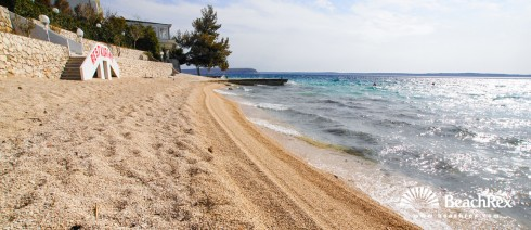Croatia - Dalmatia  Zadar -  Rtina - Beach Miletići