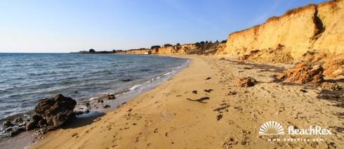 Croatia - Dalmatia  Zadar -  Nin - Beach Bilotinjak