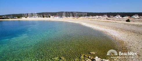Croatia - Dalmatia  Zadar -  Sukošan - Beach Marina Dalmacija