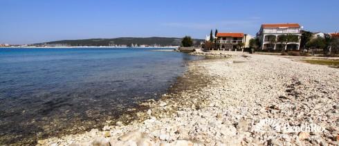 Croatia - Dalmatia  Zadar -  Sukošan - Beach Podvare