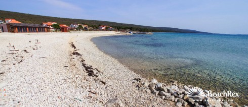 Croatia - Dalmatia  Zadar -  Sukošan - Beach Makarska