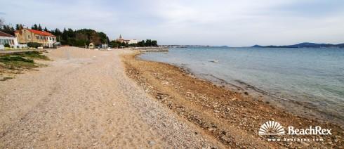 Croatia - Dalmatia  Zadar -  Turanj - Beach Croatia